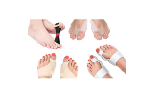 Complete Orthopedic Bunion Corrector and Relief Kit (8-Piece) - $14.99 with FREE Shipping!