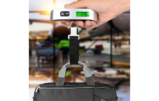 Portable Smart Digital Luggage Weighting Scale With Strap - $12.99 with FREE Shipping!