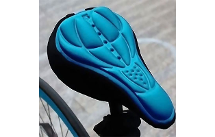 Comfort 3D Saddle Cushion Bicycle Seat Cover - $11.99 with Free Shipping