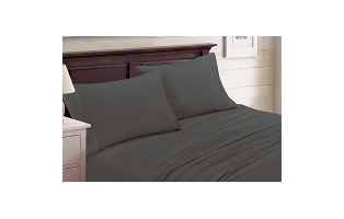 4-Piece Set: Bamboo Blend Bedsheets Size: Queen - $29.99 with FREE Shipping!