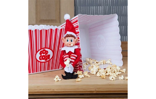 Posable Elves On The Shelf (2-Pack) - $14.99 with FREE Shipping!